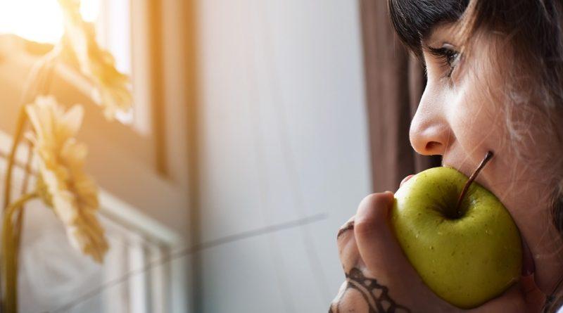 Alergie dítěte na potraviny