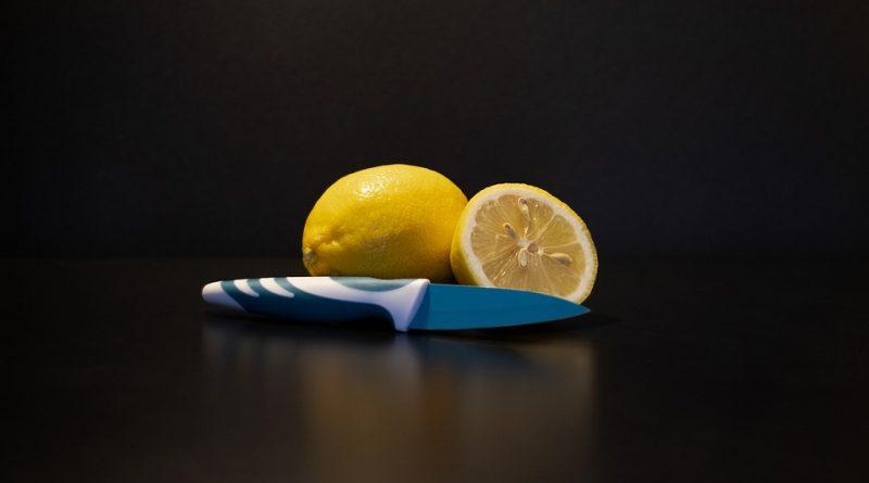 Citron v domácnosti