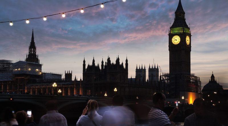 Sedm zajímavostí o Anglii