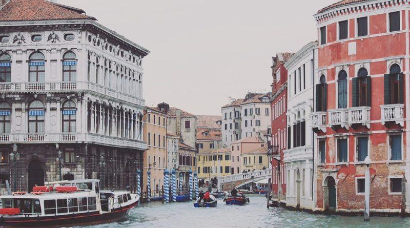 Zajímavosti o Benátkách aneb cestujeme po Itálii