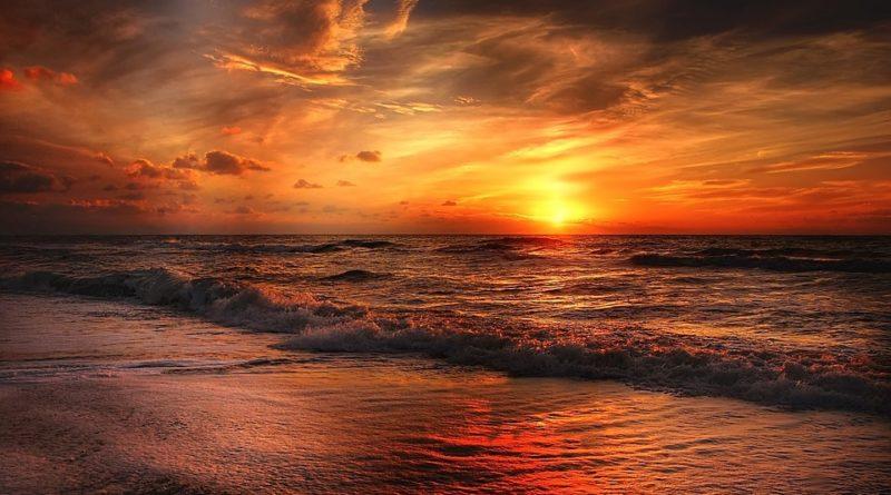 Nejkrásnější západy slunce